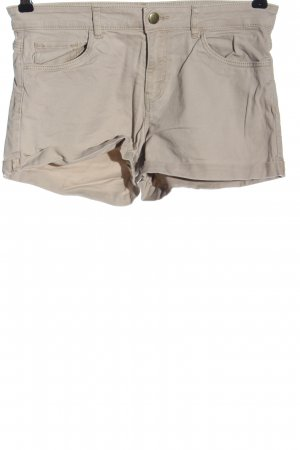 H&M Hot Pants wollweiß Casual-Look