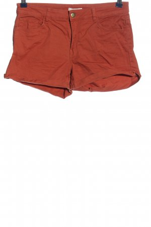 H&M Hot Pants rot Casual-Look