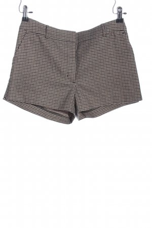H&M Hot Pants Allover-Druck Casual-Look