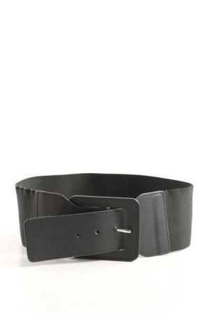 H&M Hüftgürtel schwarz Casual-Look