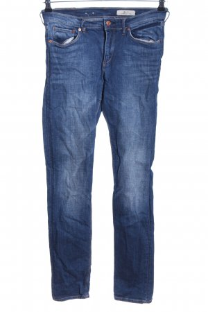 H&M Low Rise jeans blauw casual uitstraling