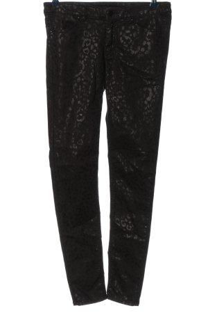 H&M Jeans vita bassa nero stile casual