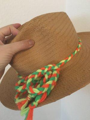 H&M Cappello di paglia sabbia