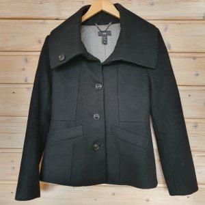 H&M Veste en laine noir