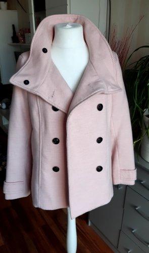 H&M Divided Short Coat light pink