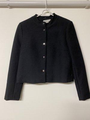 H&M Jacke S schwarz