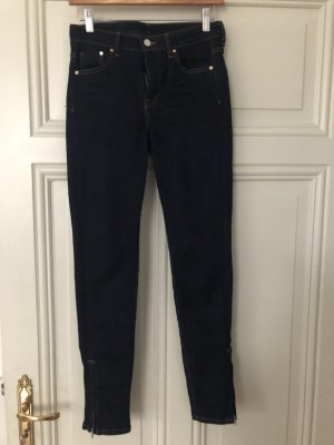 H&M Marlene Denim dark blue