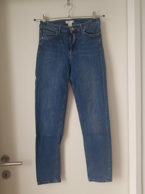 H&M Conscious Collection Carrot Jeans cornflower blue