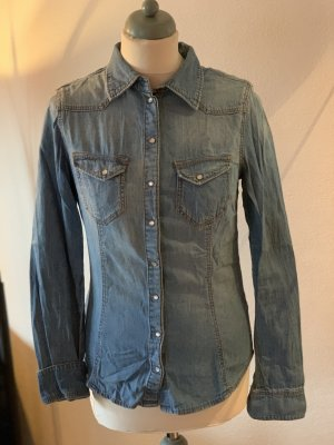 H&M Jeans Bluse