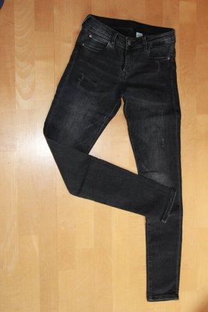 H&M Jeans Jeggings Gr. 25/30