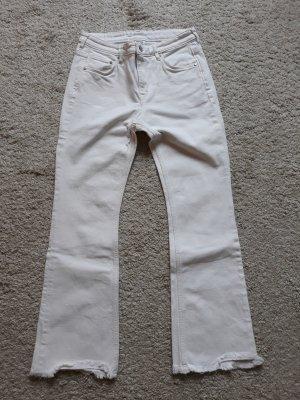 H&M Jeans Kick Flare Gr.28 wie neu!