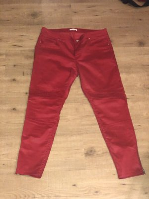 H&M Jeans rot