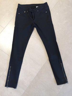 H&M Jeans schwarz Größe 28