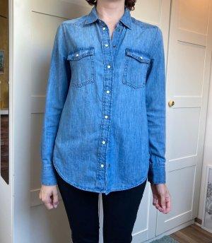 H&M Jeans blouse veelkleurig
