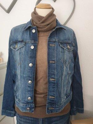 H&M Jeansjacke Gr. 40 blau