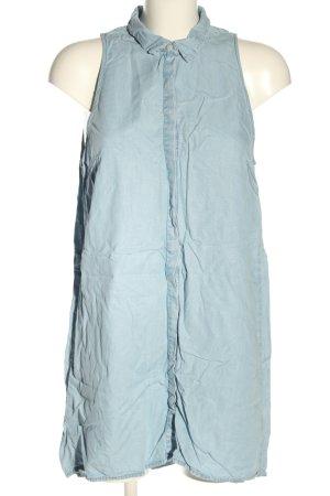 H&M Abito denim blu stile casual