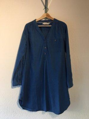 H&M Jeanskleid blau casual