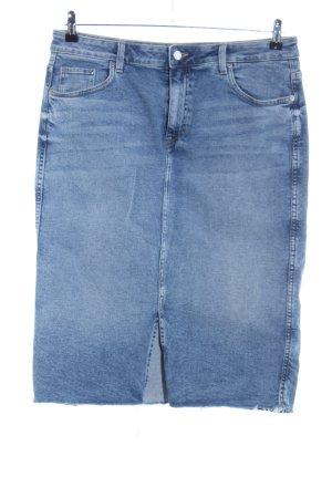 H&M Gonna di jeans blu stile casual