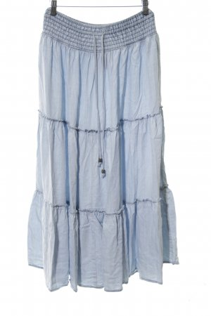 H&M Jeansrock himmelblau Casual-Look