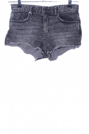 H&M Jeansshorts hellgrau Casual-Look