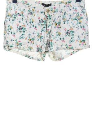H&M Short en jean imprimé allover style décontracté