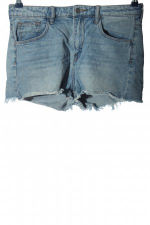 H&M Jeansshorts blau Casual-Look