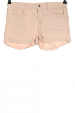 H&M Denim Shorts nude casual look