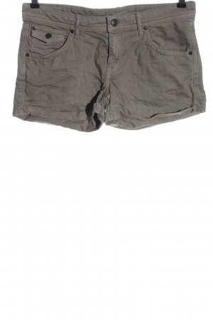 H&M Jeansshorts braun Casual-Look