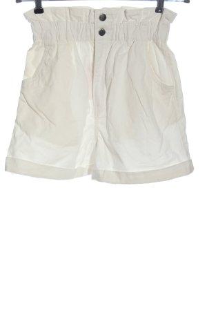 H&M Spijkershort wit casual uitstraling