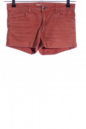 H&M Jeansshorts hellorange Casual-Look