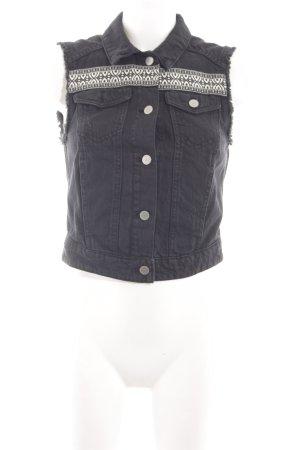 H&M Smanicato jeans motivo grafico stile casual
