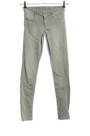 H&M Jeggings khaki casual look