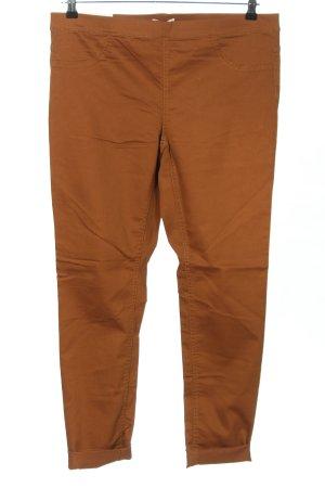 H&M Jegging brun style décontracté