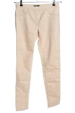 H&M Jeggingsy w kolorze białej wełny W stylu casual