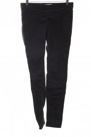 H&M Jeggings schwarz Business-Look