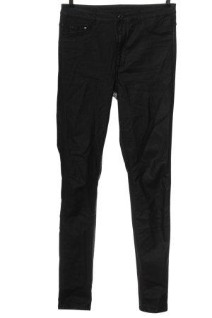 H&M Jegging zwart casual uitstraling
