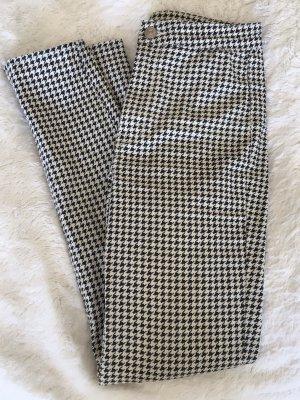 H&M Divided Pantalón de cintura alta multicolor