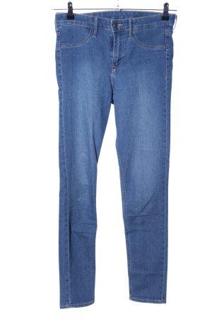 H&M Jegging bleu style décontracté