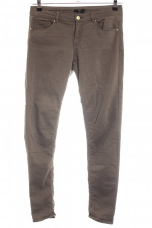 H&M Jeggings marrone stile casual