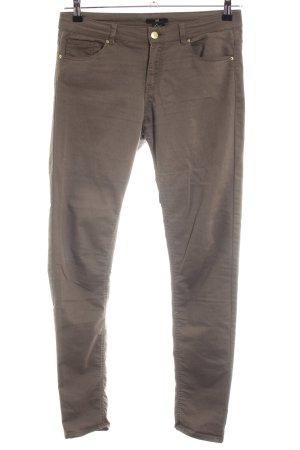 H&M Jeggings bronzefarben Casual-Look