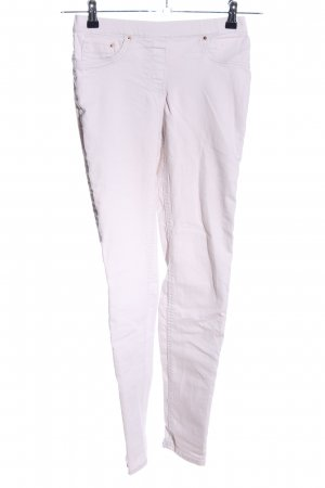 H&M Jeggings bianco sporco stile casual