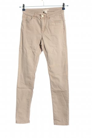 H&M Jeggings creme Business-Look