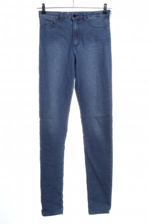 H&M Jeggings blu stile casual