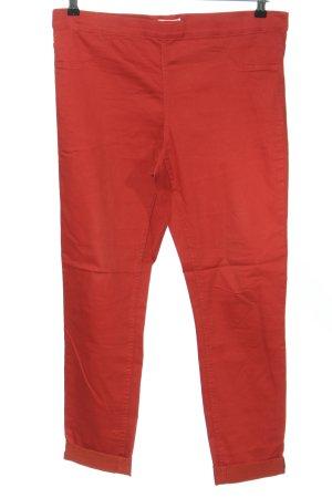 H&M Jegging rouge style décontracté