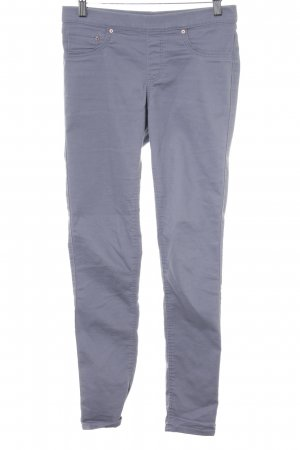 H&M Jeggings grauviolett Casual-Look