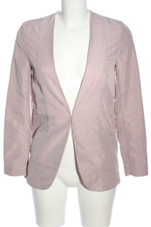 H&M Jerseyblazer pink Casual-Look