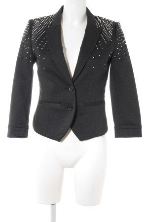H&M Jerseyblazer anthrazit Elegant