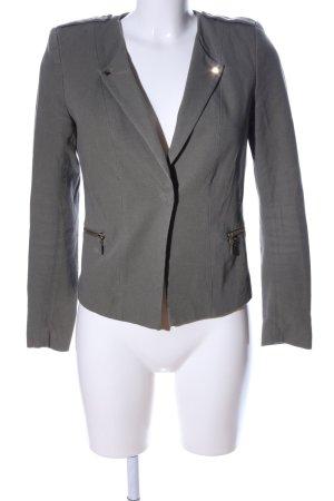 H&M Jerseyblazer khaki Business-Look