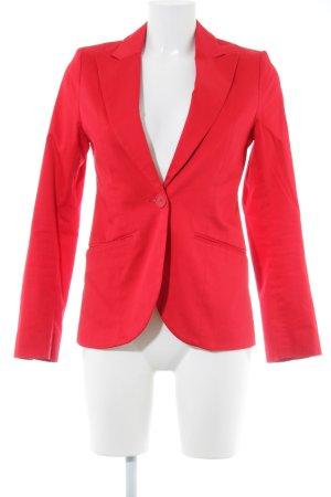 H&M Jerseyblazer ziegelrot Casual-Look