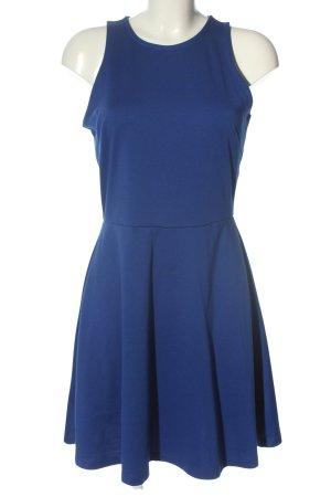 H&M Abito jersey blu elegante